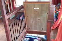 Alçapão quarto