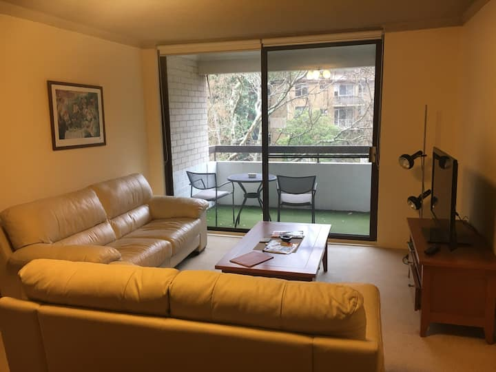 Sydney long term accomodation. Minimum one month.