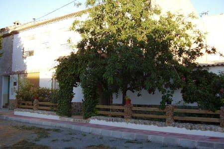 Casa rural El Zorro 8 huéspedes - Calar de la Santa - Hus