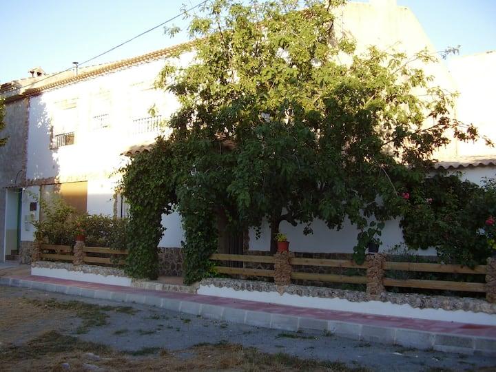 Casa rural El Zorro 8 huéspedes