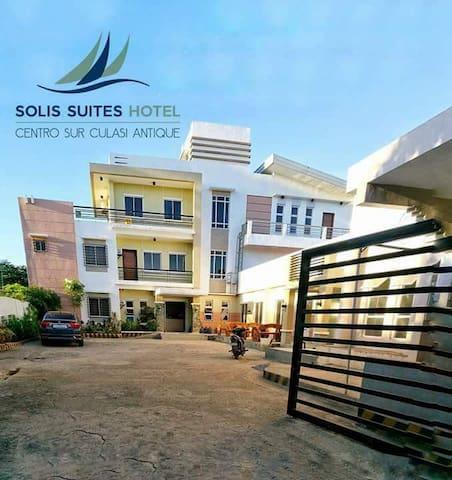SOLIS SUITES HOTEL