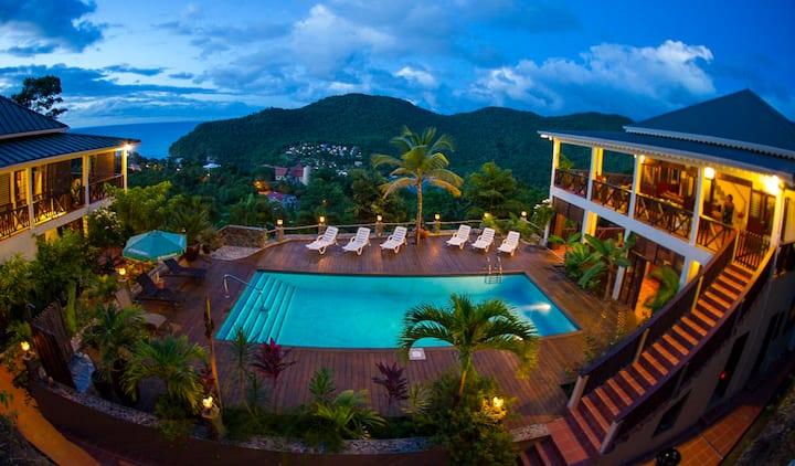 Villa Makambu Pool Level Apartment