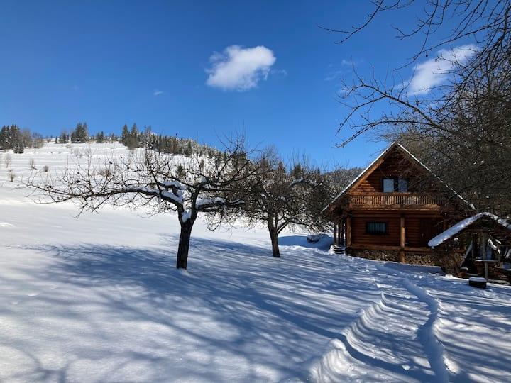 Тихий куточок| Дім в горах
