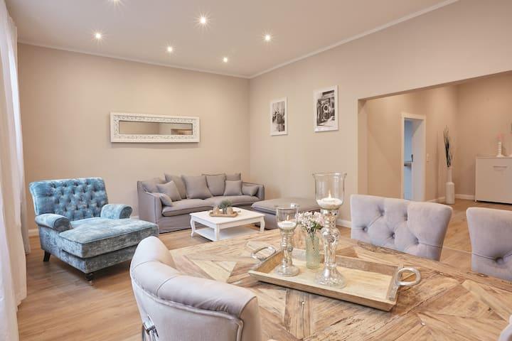 2 Raum Apartment Deluxe