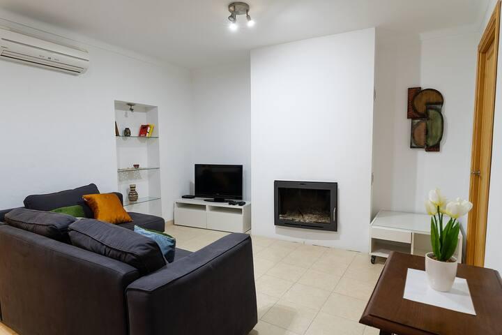 Apartamento en centro de Caimari.