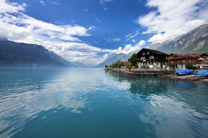 CHALET ROMANTICA Ambiente****(URL HIDDEN) - Brienz bei Interlaken - Byt