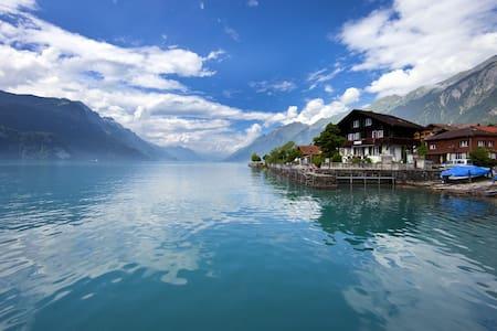 CHALET ROMANTICA Ambiente****www.holidaybrienz.com - Brienz bei Interlaken - 公寓