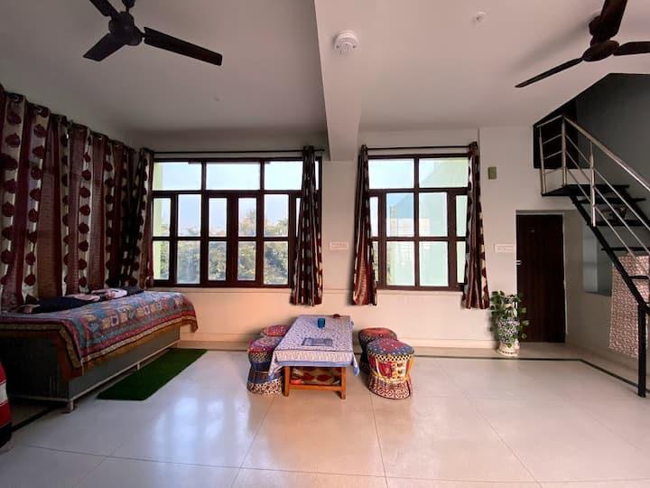 ♥ Entire Apartment, Private terrace & pocketWi-Fi♥