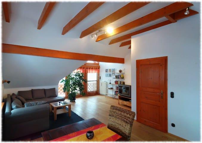 Ferienwohnung Hunsrück - Reckershausen - Wohnung