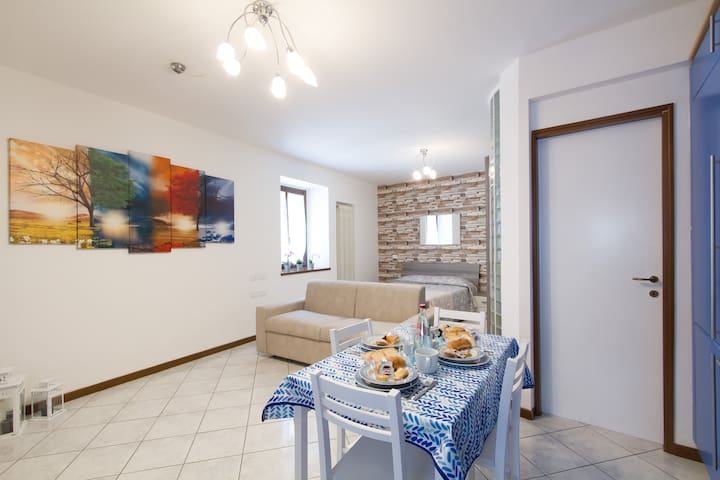 """La Cascina"" apartment Bergamo"
