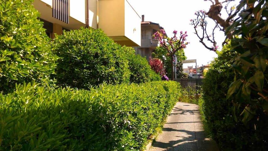 Sweet indipendent flat - Rimini - Apartment