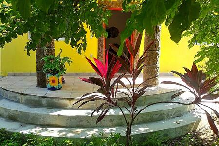 "Casa de Playa "" Tortugas"""