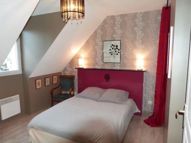 Belle Chambre emplacement idéal - Les Ponts-de-Cé - Dom
