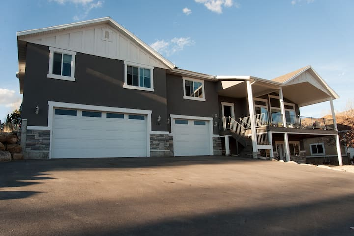 Epic New Home near Park City and Deer Valley