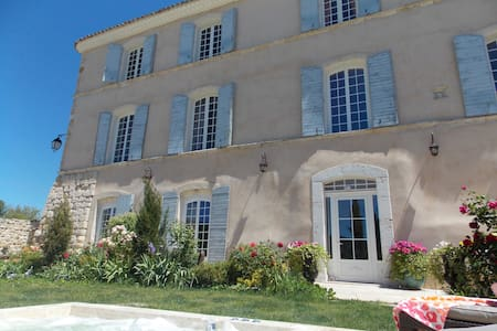 Castle in Provence, Verdon Gorge - Bed & Breakfast