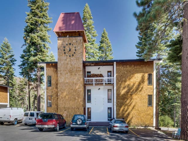 Scott Peak Slopeside Condo-Dog Friendly - Alpine Meadows - Overig