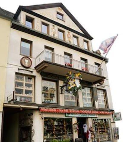 """* * * Ferienwohnung """"Rheinfels"""" - Sankt Goar"""
