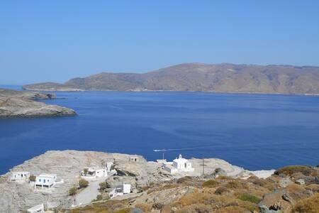 La maison du bout du monde - Tinos