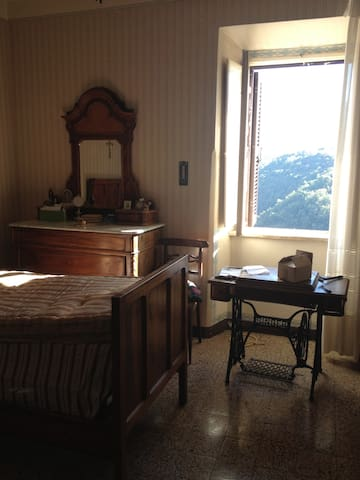 Old-fashioned in the countryside - Poggio Moiano - Apartament