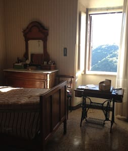 Old-fashioned in the countryside - Poggio Moiano - Apartamento