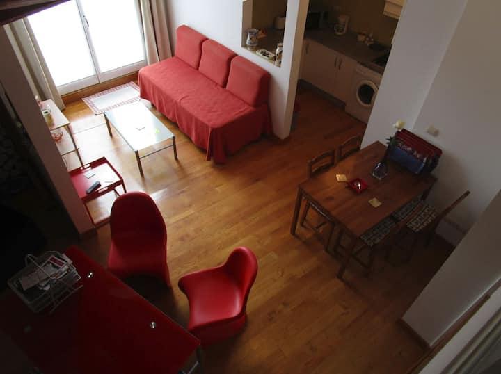 Loft / Original penthouse + terrace-A Coruña-Spain