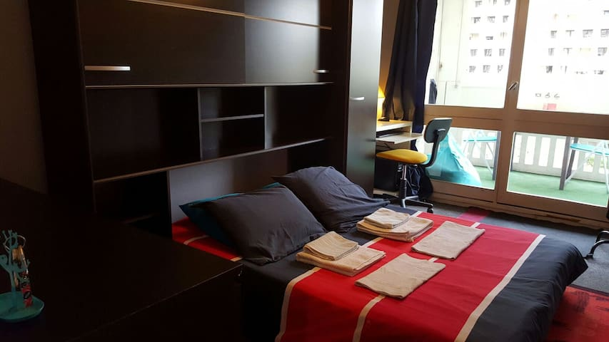 [BEST VALUE] Lyon Part-Dieu - Private room II - Lyon - Apartment