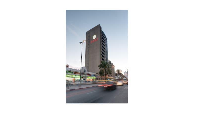 Center hotel in Sharjah