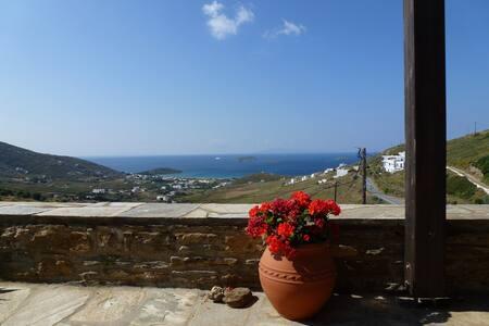 Supreme Aegean villa 145m² - Andros
