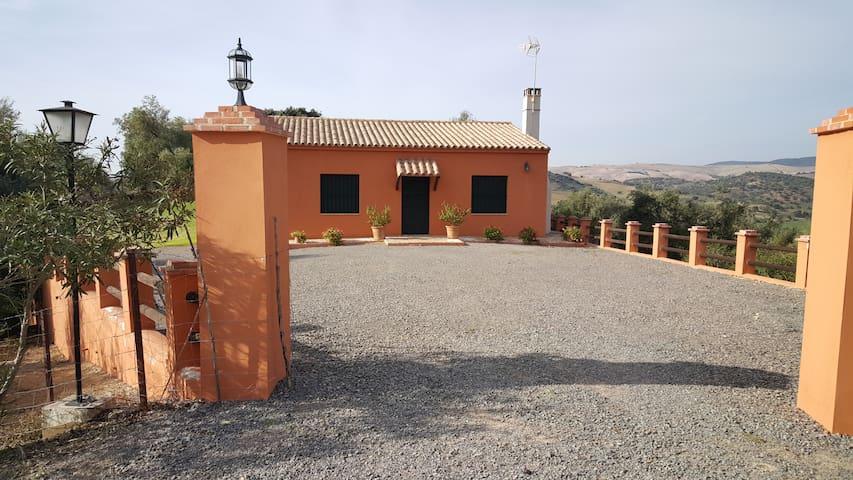 Casa rural en Puerto Serrano - Puerto Serrano - Haus