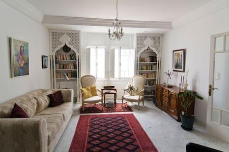 Charming authentic duplex - Nabeul - Casa