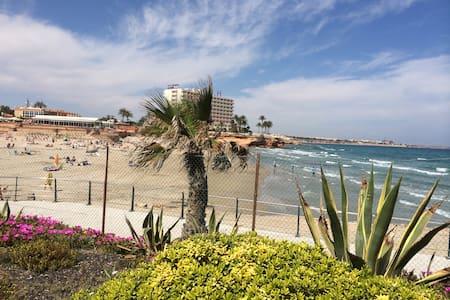 Seafront boutique apt at La Zenia sand beach - Apartment
