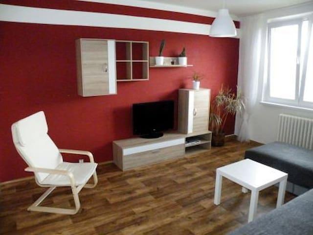Apartmán 2+1 v Krušných horách - Kovářská - Apartament