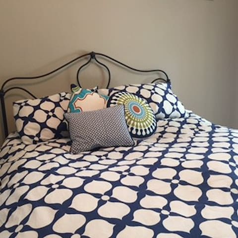 Private cozy bedroom with adjoining bath - Palo Alto - House