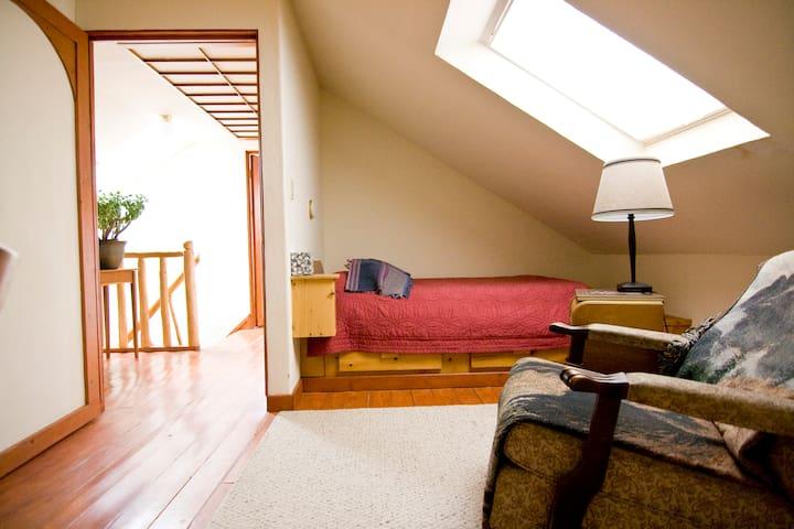 Room #4 coziness.