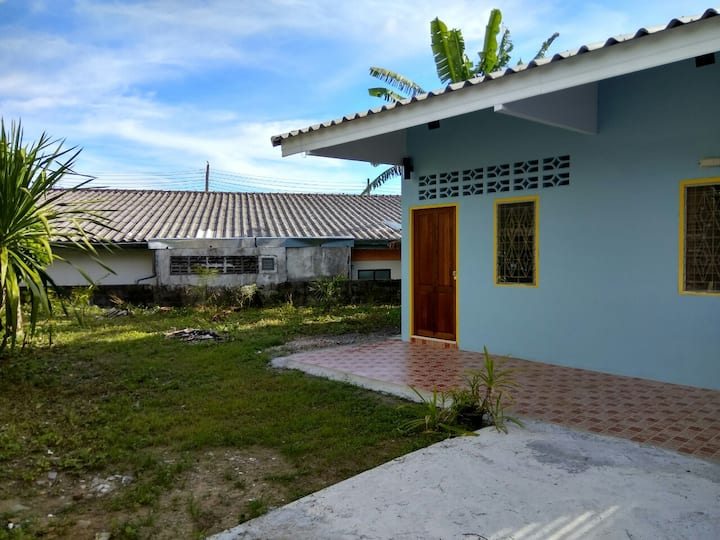 Private House for rent in Krabi town