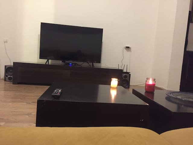 Beautiful apartment in the center of Aviv!!