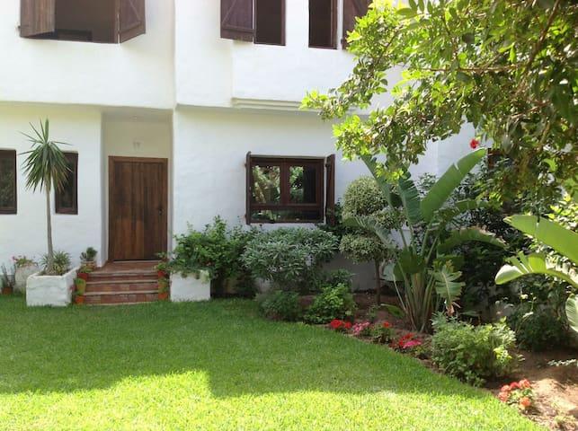 Villa en bord de mer korba/Tunisie