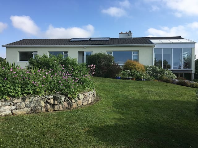 4B large garden, Barna, Connemara Galway