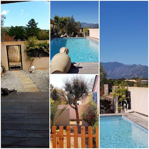 Villa Corse du Sud / Lecci / San Ciprianu