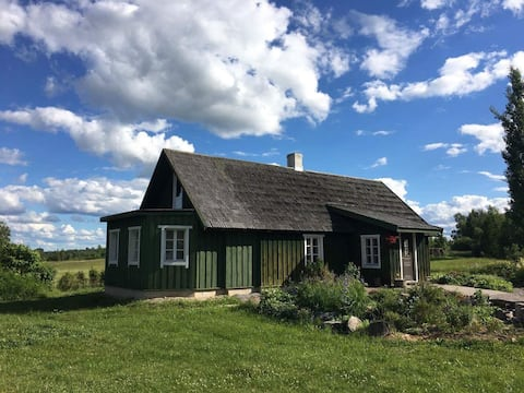 Amazing country house in Southeastern Estonia