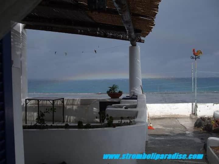 Casa Liù panoramic beachfront