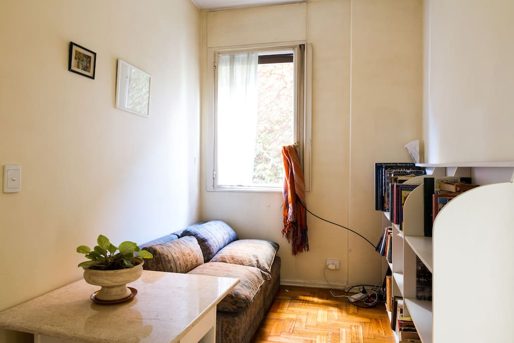 Cosy room w/ priv bathroom-Palermo
