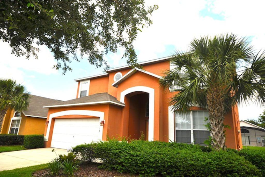 6 Bedroom Villa Near Disney 2719lk Houses For Rent In Kissimmee Florida United States