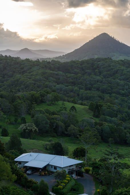 Nestled in Noosa's beautiful Hinterland