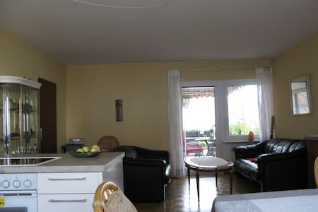 Ruhige moderne Wohnung in  bester Lage - Offenburg - Wohnung