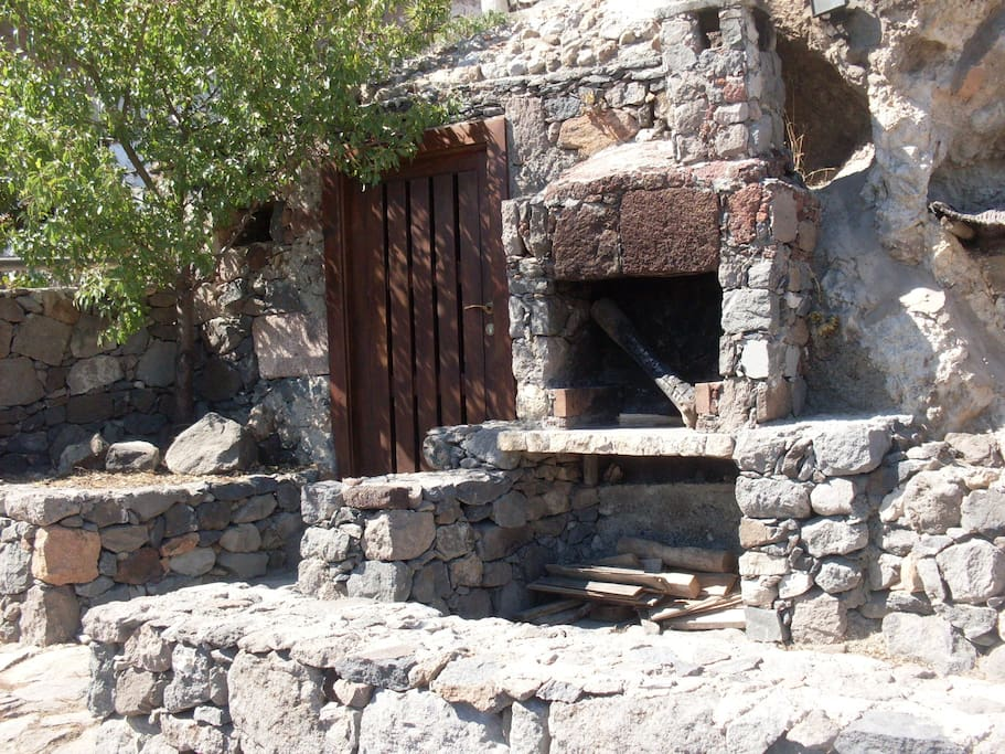Cave House In Acusa Seca Earth Houses For Rent In
