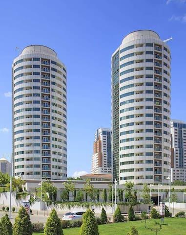 Un tres jolie appartement