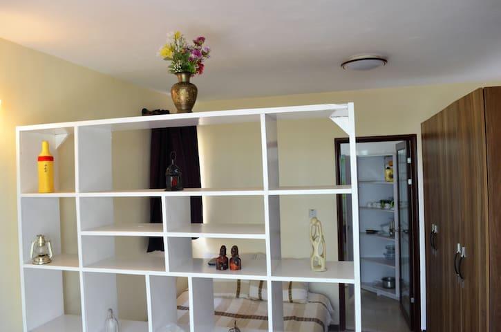 Roof-top Spacious Studio Room  along Riara Road - Nairobi - Apartment