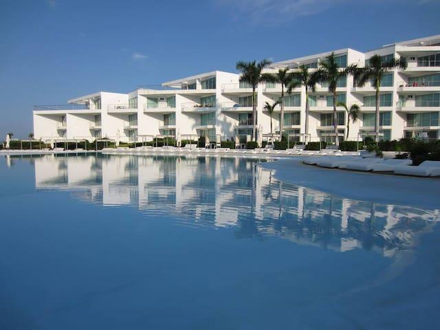 Excelentes Vacaciones en el Mar - Nuevo Vallarta - Wohnung
