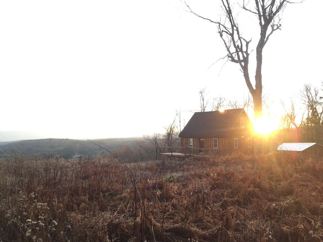 Breathtaking Cabin in VT (Specials) - Woodford - Cabane
